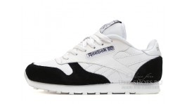 Reebok Classic Perfect Split Black White белые