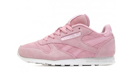 Reebok Classic Suede Pack Pink