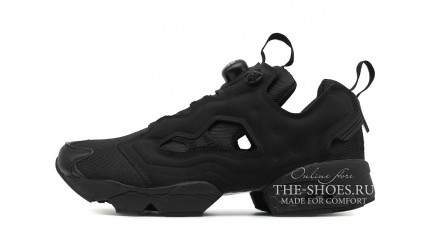 Reebok Insta pump Fury Black Full