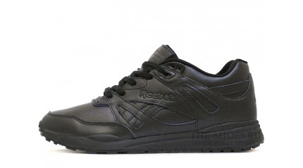 Ventilator КРОССОВКИ МУЖСКИЕ<br/> REEBOK VENTILATOR LEATHER BLACK CLASSIC