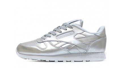 Reebok Classic Face Stockholm Silver