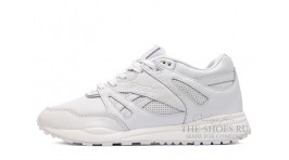Reebok Ventilator leather white classic белые кожаные
