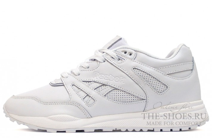 7c451aea7d2c Купить Reebok Ventilator leather white classic - белые   кожаные