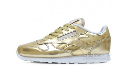 Reebok Classic Face Stockholm Gold