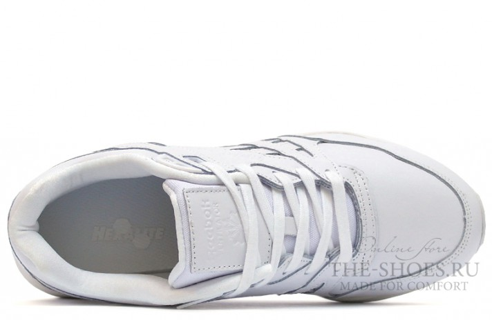 Reebok Ventilator leather white classic белые кожаные, фото 4