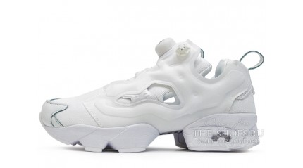 Reebok Insta pump Fury Pure White