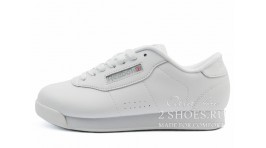 Reebok Princess White International белые кожаные