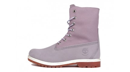Timberland БОТИНКИ ЖЕНСКИЕ<br/> TIMBERLAND TEDDY FLEECE LILAC SWEET