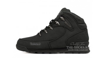 Ботинки мужские Timberland euro sprint Black Full