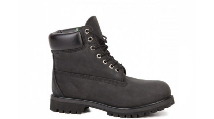 Classic БОТИНКИ ЖЕНСКИЕ<br/> TIMBERLAND 6-INCH BLACK KING SUEDE