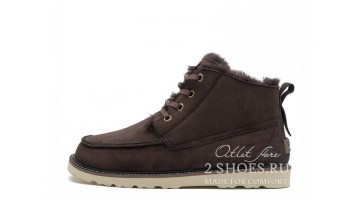 Угги мужские Ugg Australia Beckham Boot Chocolate