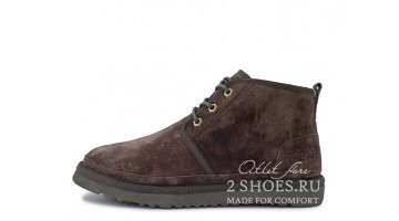 Угги мужские Ugg Australia Neumel Boot Chocolate