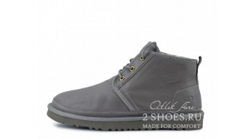 Угги мужские Ugg Australia Neumel Boot Metallic Gray