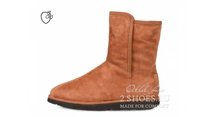 короткие эксклюзивные Ugg Australia Exclusive Short Abree II Chestnut