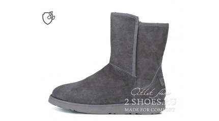короткие эксклюзивные Ugg Australia Exclusive Short Abree II Grey