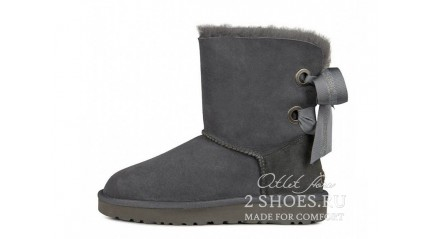 короткие с лентами Ugg Australia Bailey Bow Short Customizable Seal