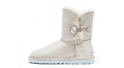 короткие с пуговицей Ugg Australia Bailey Button Short Bling Metallic I DO