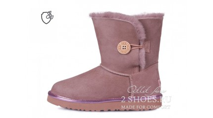 короткие с пуговицей Ugg Australia Bailey Button II Short Dusk