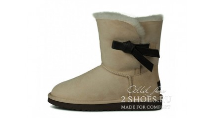 короткие с пуговицей Ugg Australia Bailey Button Short Knott Driftwood