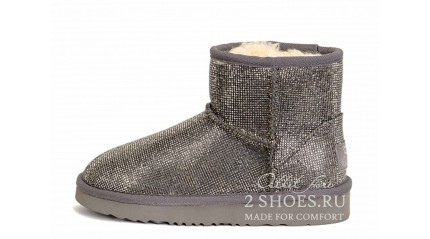 мини джимми чу Ugg Australia Jimmy Choo Mini Serein Gray