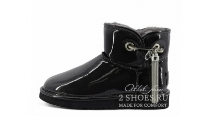 мини джимми чу Ugg Australia Jimmy Choo Mini L&C Black