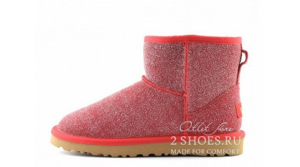 мини джимми чу Ugg Australia Jimmy Choo Mini Serein Pink