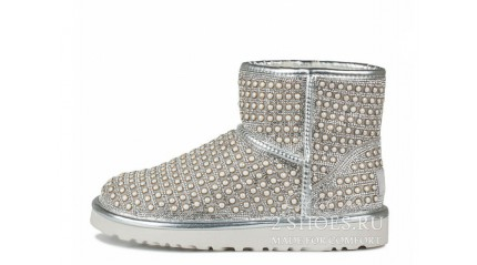 мини эксклюзивные Ugg Australia Mini Exclusive Pearl Gray