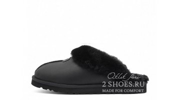 Угги мужские Ugg Australia Slippers Metallic Black