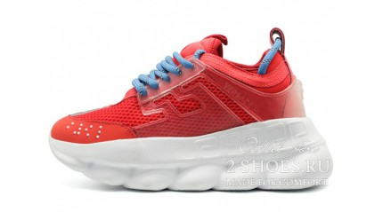 Versace Chain Reaction 2 Cherry Red
